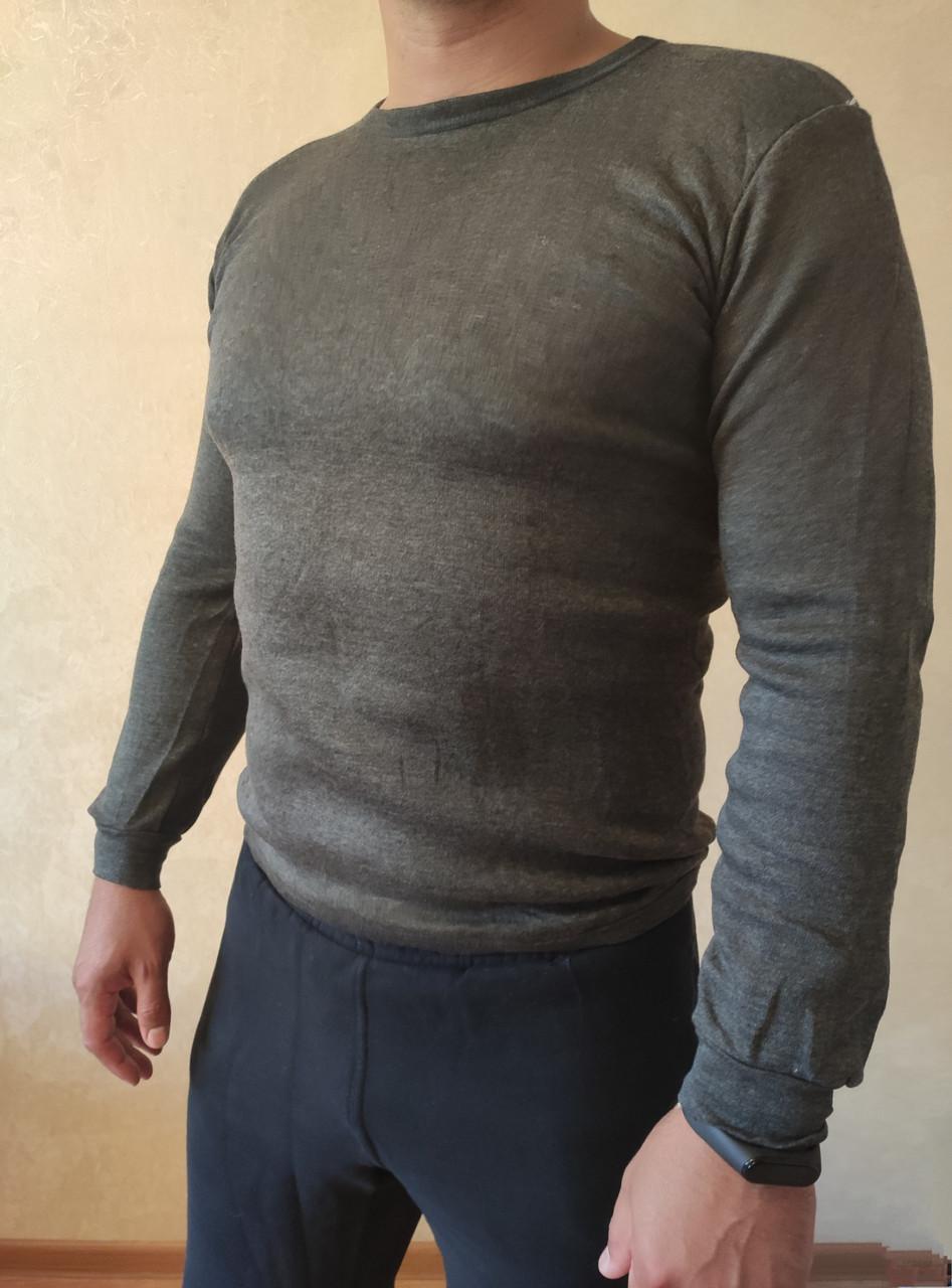 Мужская термокофта на флисе