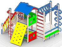 Детский комплекс игровой KB-L106