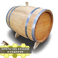 Дубовая Деревянная Бочка 150 литров для Вина Коньяка Виски Алкоголя