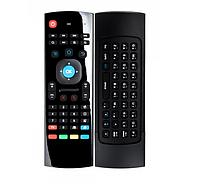 Пульт дистанционного управления Air mouse MX3 (2,4 GHz) + Голосовое управления