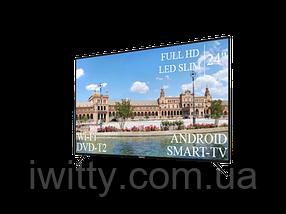 """Телевизор Liberton 24"""" Smart-TV/Full HD/DVB-T2/USB, фото 3"""
