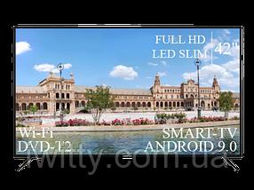 """Телевізор Liberton 42"""" Smart-TV/Full HD/DVB-T2/USB Android 9.0, фото 2"""