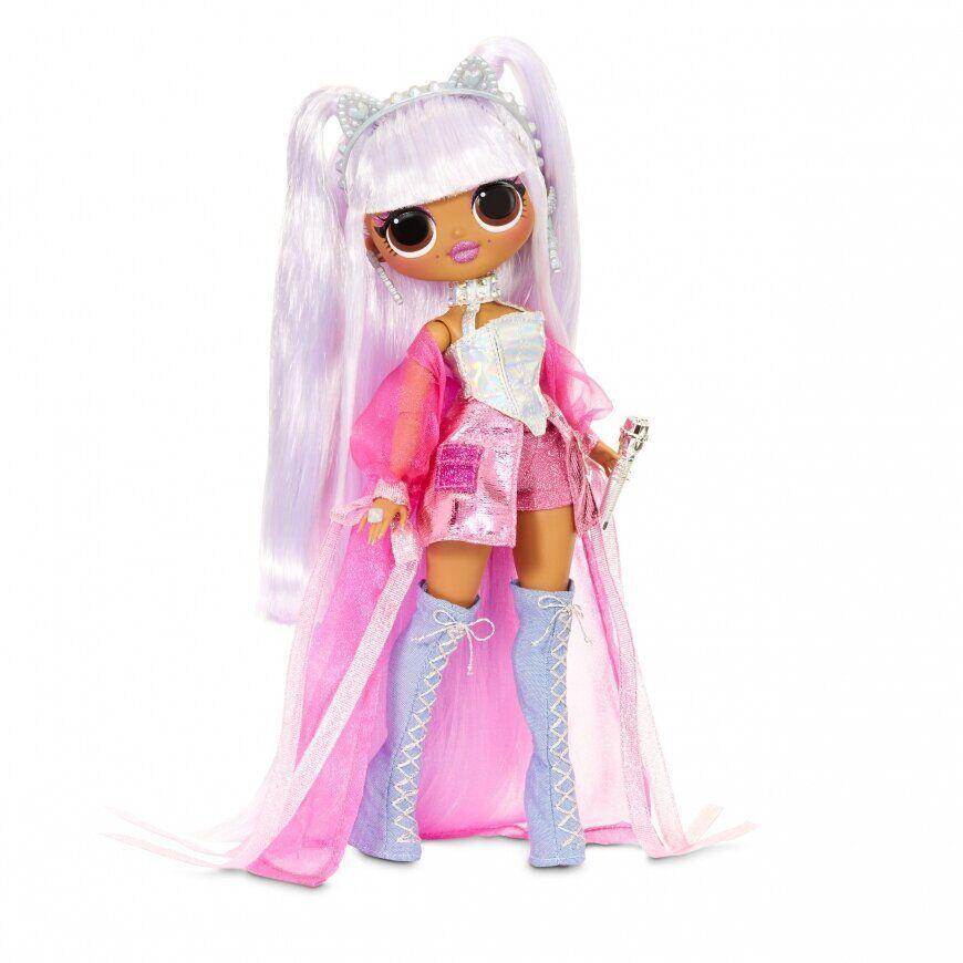 Кукла L.O.L. Surprise OMG Remix Kitty K (ЛОЛ Сюрприз ОМГ ...