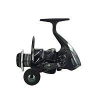 Катушка безынерционная Reelsking XD 2000 Black алюминиевая рыболовная