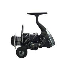 Котушка безынерционная Reelsking XD 2000 Black алюмінієва рибальська