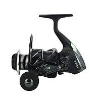 Катушка безынерционная Reelsking XD 3000 Black алюминиевая рыболовная