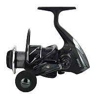 Катушка безынерционная Reelsking XD 4000 Black алюминиевая рыболовная