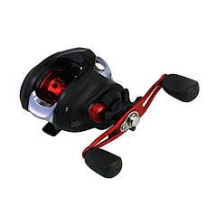 Котушка мультипликаторная Reelsking GLE 201 Black-Red Right