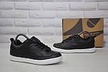 Подростковые черные кроссовки, криперы натуральная кожа BONA(размеры в наличии:36-41), фото 5