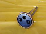 """Тэн резьбовой нержавеющий 1.1/4""""дюйма резьба 1,2кВт.220В. без места под магниевый анод . Производитель Kawai ., фото 2"""