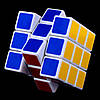 Игрушка головоломка кубик Magik Cube 3*3*3 6 см, фото 5