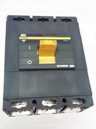 Автоматический выключатель, автомат ВА88-40 3Р 800А 35кА с электрон. расцеп. MP211 ИЭК