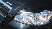 Реснички на Chevrolet Aveo (Шевролет Авео) Т250 седан