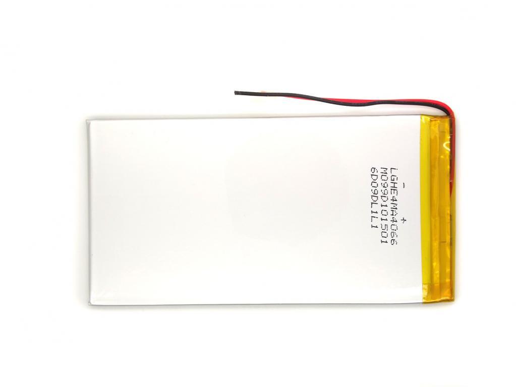 Аккумулятор для планшета LG 5000 mAh 3.5x70x125мм