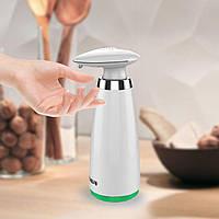 Премиум качество. Автоматический дозатор для жидкого мыла и гелевого антисептика SVAVO