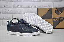 Подростковые синие кроссовки, криперы натуральная кожа BONA(размеры в наличии:36-41)