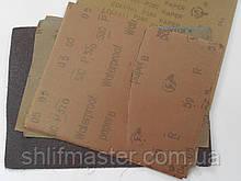 Лист шлифовальный на тканевой основе 275х230 мм Р100