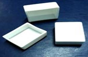Заглушка карниза горизонтальных жалюзи белая комплект 2 шт
