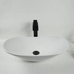 Накладна раковина для ванної. Модель RD-1025