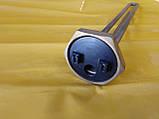 """Тэн резьбовой нержавеющий 1.1/4""""дюйма резьба 3.0кВт.220В. без места под магниевый анод . Производитель Kawai ., фото 2"""