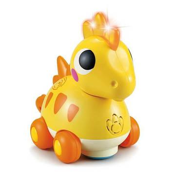 Каталка Hola Toys Стегозавр (6110D) (SV)
