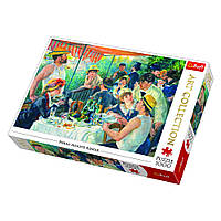 """Пазл """"Сніданок веслярів"""", 1000 елементів Trefl Art Collection (5900511104998)"""