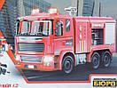 Конструктор на шурупах пожежна машина Auto city, фото 3