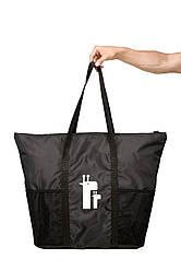Универсальная сумка Glebamama для всей семьи, черная