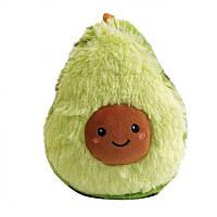 Мягкая игрушка «Плюшевый Авокадо» 30 см