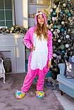 Кигуруми Рожева Пантера Для дорослих і дітей, фото 5
