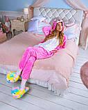 Кигуруми Рожева Пантера Для дорослих і дітей, фото 2