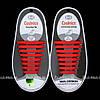 Силиконовые шнурки Красные, фото 3