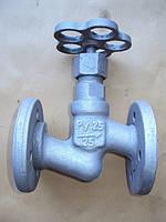 Вентиль стальной 15с12п (15с51п) Ду20 Ру25