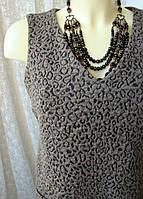 Платье теплое демисезонное мини бренд Next р.44 3980