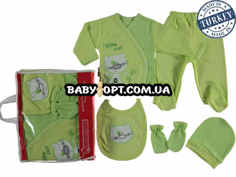 Костюм для новорожденного Bebellove 5 элементов