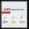 """Иглы инсулиновые """"MicroFine"""" 4, 5 и 8 мм (10 шт.)"""
