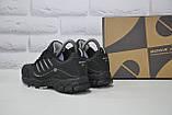 Підліткові чорні кросівки натуральний нубук BONA (розміри в наявності:36-41), фото 5