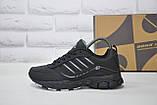 Підліткові чорні кросівки натуральний нубук BONA (розміри в наявності:36-41), фото 4