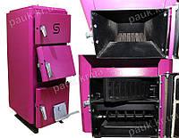 """Твердотопливный котел STOREHOUSE 17 кВт, комплектация без шурователя """"SHKTH-17 LUX"""""""