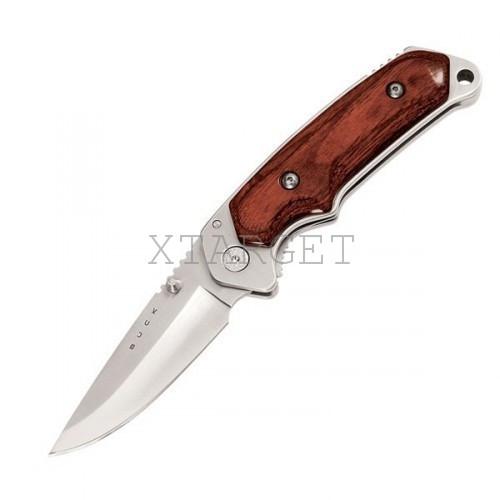 """Нож Buck""""Folding Alpha Hunter"""" - XTarget в Кременчуге"""