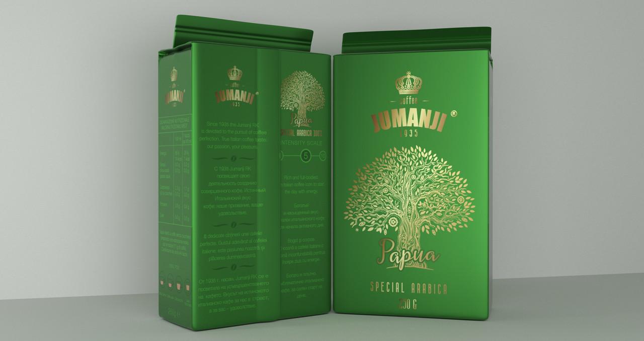 Jumanji  Papua 250 г. молотый