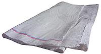 Мешок полипропиленовый белый 55х105 см, 50 кг (Украина) Мішок поліпропіленовий білий 55х105 см, 50 кг (Україна