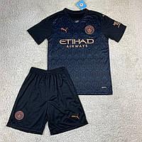 Футбольная форма МанСити/ Manchester City football uniform 2020-2021
