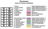 Разъем для магнитолы Carav универсальный Carav (15-113), фото 4
