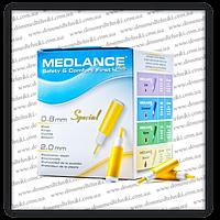 Ланцеты медицинские Медланс Плюс Специальный № 200