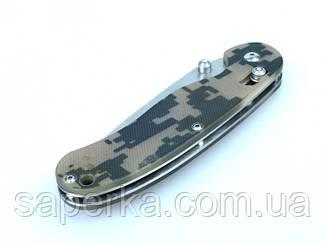Нож Ganzo G727M хаки, фото 2