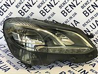 Фара правая оригинал Mercedes W212/S212 рестайл A2128204361, A2128201839