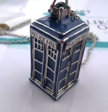 Кулон Доктор Кто Doctor Who