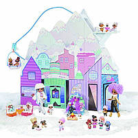 Домик для кукол ЛОЛ Сюрприз Зимний Шале  - LOL Surprise Chalet Winter Wonderland 571452, фото 3