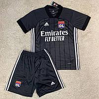 Футбольная форма Лион / Lion football uniform 2020-2021